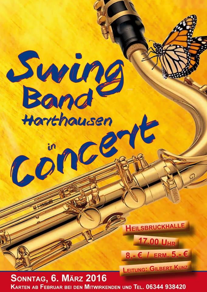 Konzert in der Heilsbruckhalle
